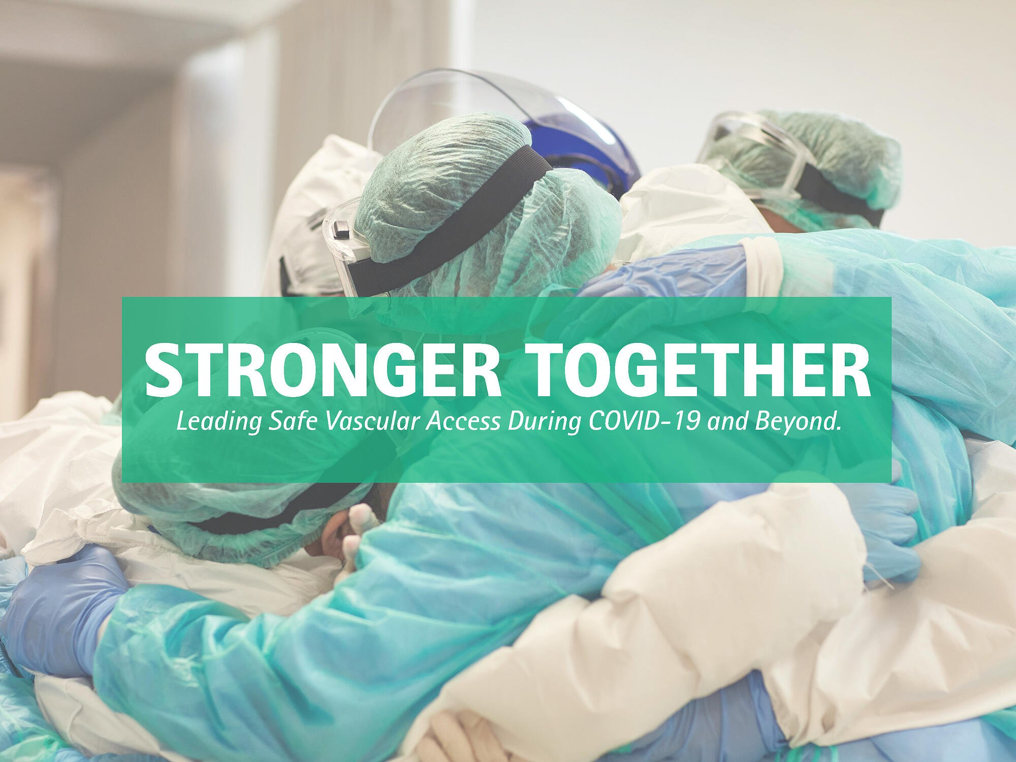 stronger together series